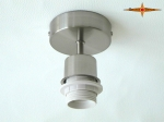 Ceiling Mount for lampshades E27