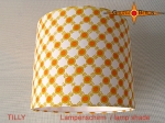 lamp shade TILLY Ø 25 cm retro of 70s prilflowers