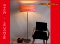 Preview: Floor lamp MARIE h 155 cm ring around in red retro