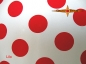 Preview: Lounge lamp LILO Ø 60 cm, pendant lamp with light edge and canopy, dots