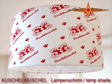 Special offer: Children's lampshade CUDDLE SHOWER Ø40 cm Teddy nursery lamp