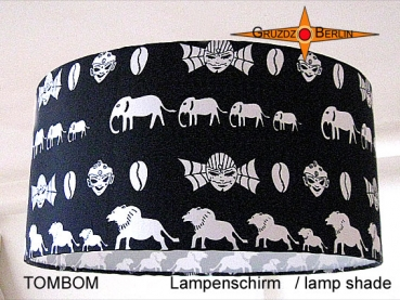 lamp shade TOM BOM Ø 40 cm Westafrika Design