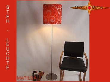 Floor lamp MATILDA h 170 cm Pantonstyle of 70s