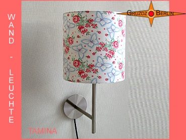 Wall lamp TAMINA Ø 20 cm butterfly Retro 70s